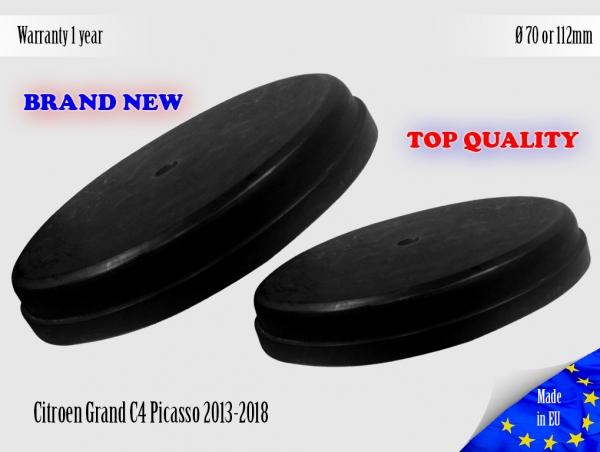 1X Citroen Grand C4 Picasso 2013-18 Headlight Cap Bulb Dust Cover 70 or 112 mm