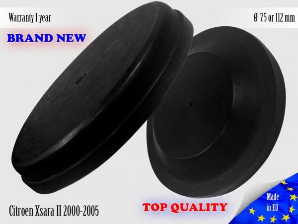 1X Citroen Xsara II 2000-2005 Headlight Cap Bulb Dust Cover 75 or 112 mm