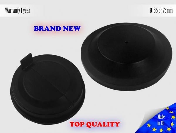 1X FIT NISSAN Almera 2000-2016 Headlight Headlamp Cap Bulb Dust Cover Lid Rubber