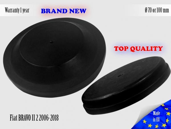 1X Fiat Doblo Pratico 2010-2018 BRAVO II 2006-2018 Headlight Cap Bulb Dust Cover