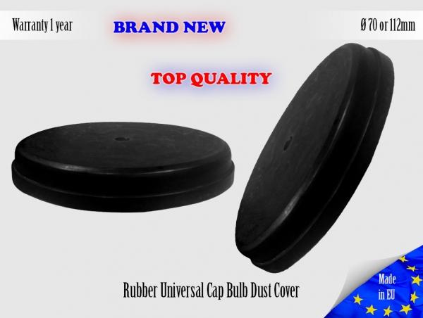 1X PEUGEOT 407 2004-2019 Headlight Headlamp Cap Bulb Dust Cover Lid 70 or 112 mm