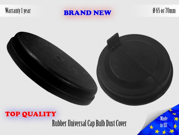 1X RENAULT MEGANE Mk3 2008-2016 Headlight Headlamp Cap Bulb Dust Cover 65 or70mm