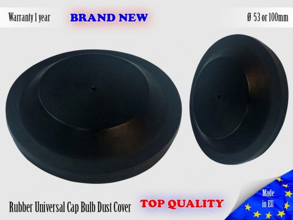 1X SKODA Fabia Octavia Roomster 2004-15 Headlight Headlamp Cap Bulb Dust Cover