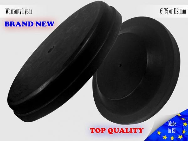 1X Saab 9-3 93 2008-2015 Headlight Headlamp Cap Bulb Dust Cover Lid 75 or 112 mm