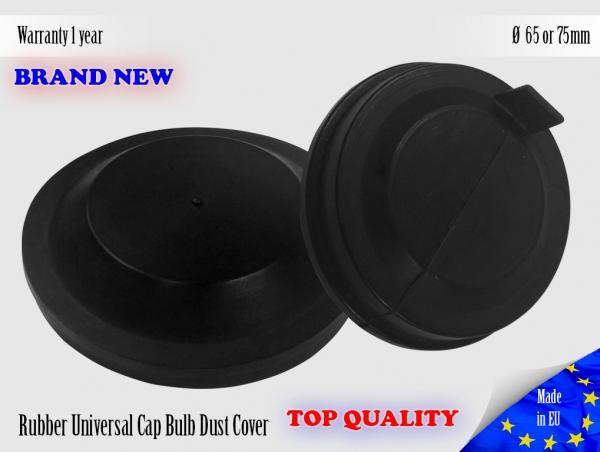 1X VW GOLF mk7 VII 5K0 2012-2018 Headlight Headlamp Cap Bulb Dust Cover 65 or 75