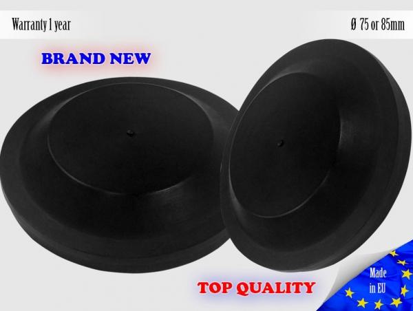 1X VW Polo CrossPolo 2005-2009 Headlight Headlamp Cap Bulb Dust Cover Lid