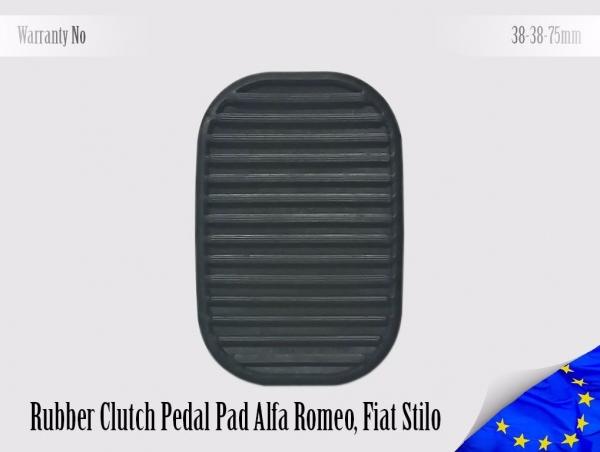 46755869, 46828746, Fiat Stilo Pedal Pad Rubber Clutch Alfa Romeo 147 156 159
