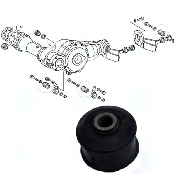 Neues Mercedes Benz Lager fur G (460-461) SPRINTER (214-413) A4602801586 Bearing
