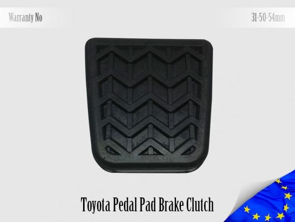 Toyota Pedal Pad Brake Clutch Rav4 Camry Corolla Solaris Yaris 31321-52010